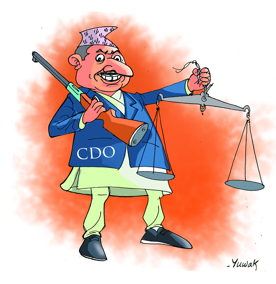 CDOs still powerful under federal setup