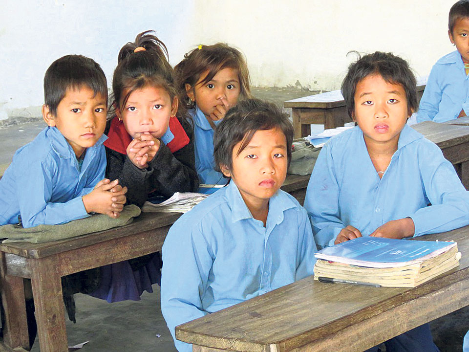School stops mid-day meal, Chepang students quit school
