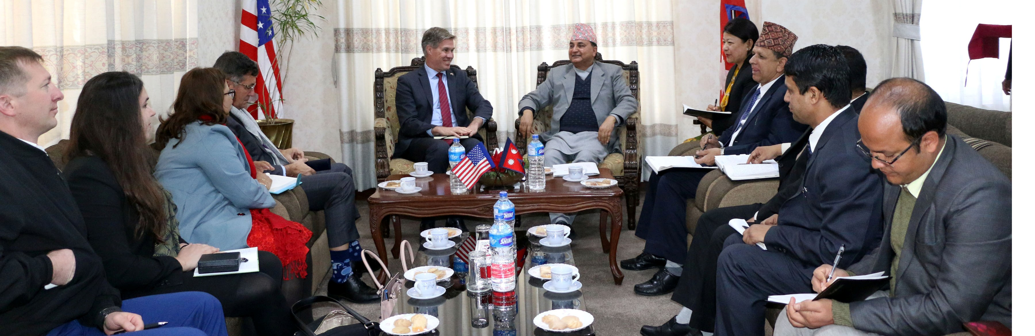 US seeks to further deepen military cooperation with Nepal