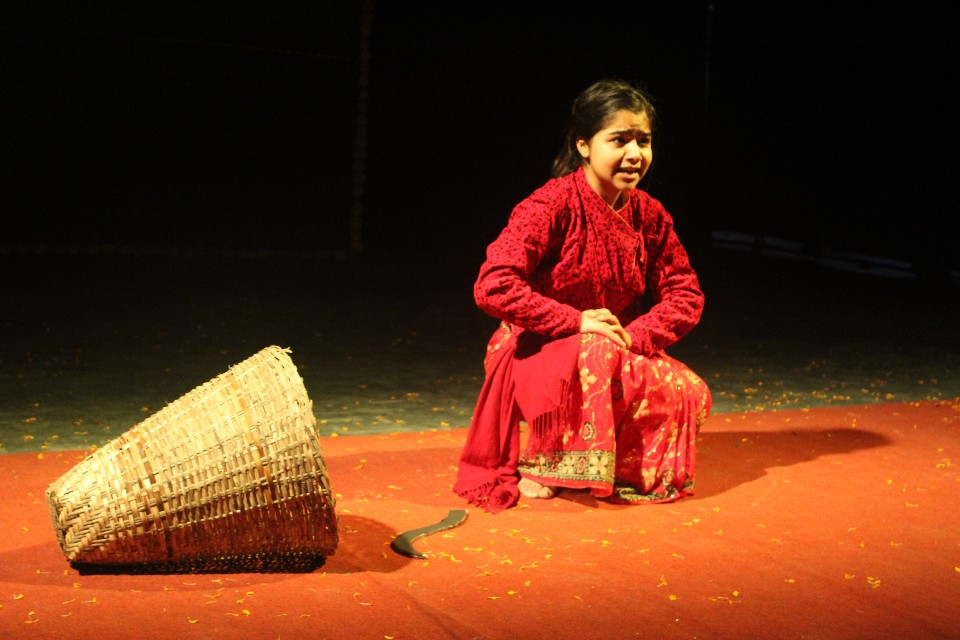 Pragya-Lalabala 2nd National Solo Theatre Festival for Children -2075 kicks off