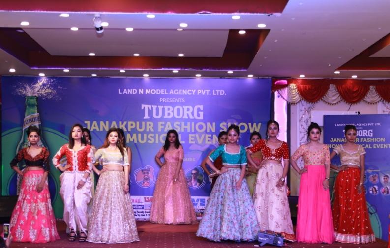 Amalgamation of Fashion and Music in Janakpur