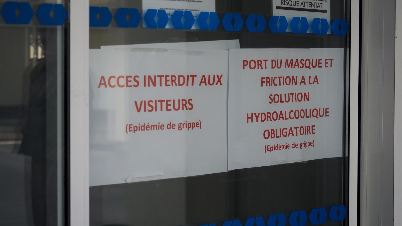 Flu kills some 2,800 in France