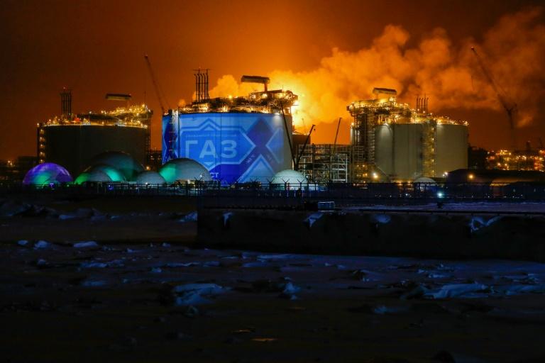 Berlin woos US in Europe gas battle