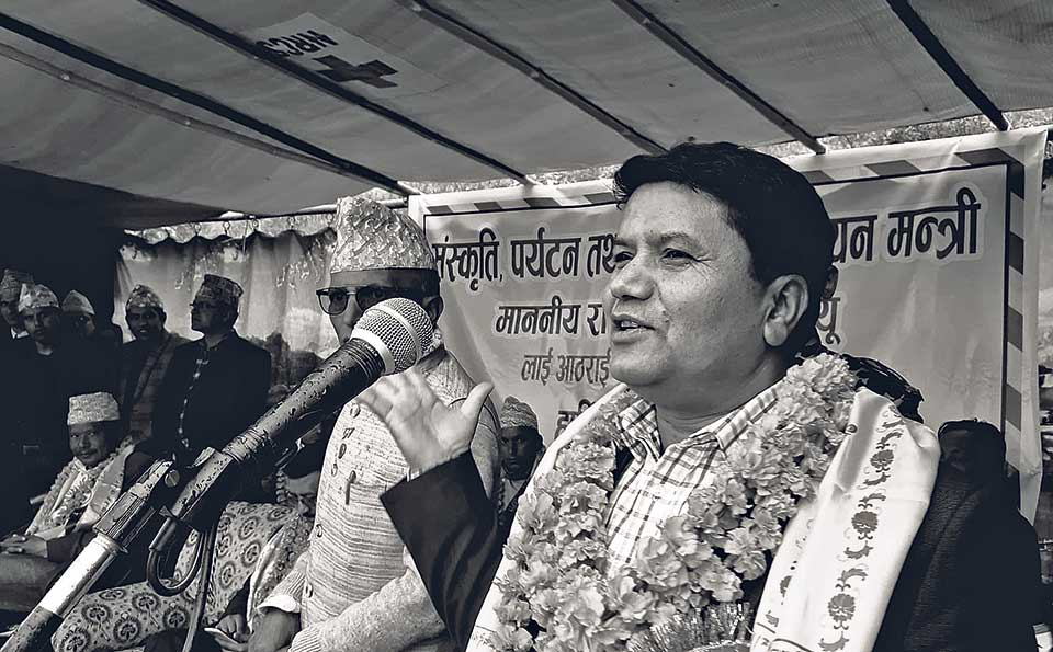 Adhikari's legacy large in civil aviation