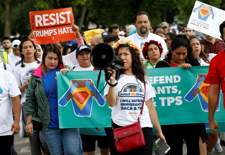 Immigrants from Nepal, Honduras sue U.S. for ending TPS, allege it was racially motivated