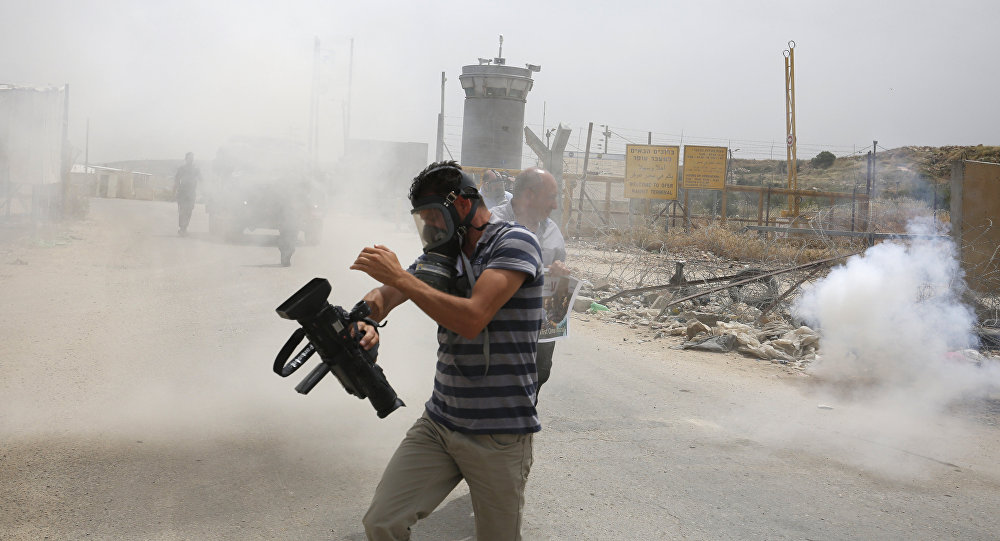 Journalists victim to violence in a divided world: IFJ