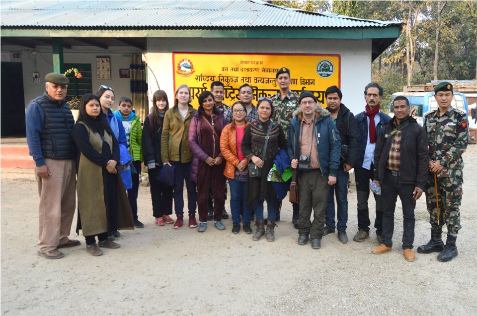 4th International Workshop 'Art for Nature' Concluded