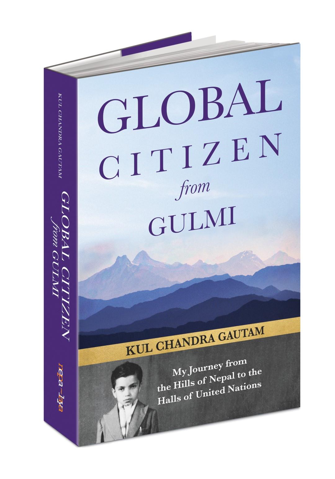 Kul Gautam's memoir prescribed as textbook at a US university