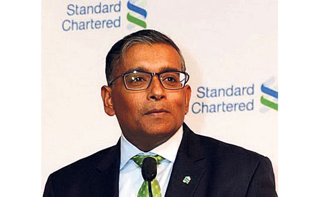 Anirvan Ghosh Dastidar appointed SCBNL CEO