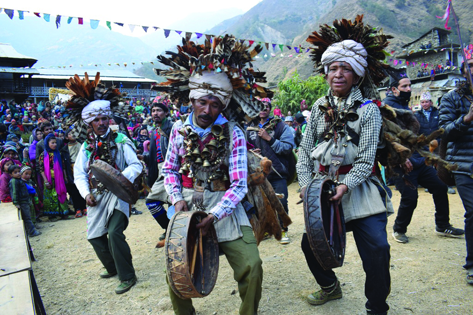 Despite growing influence of hospitals and Christianity, Rolpa Shamans remain in business