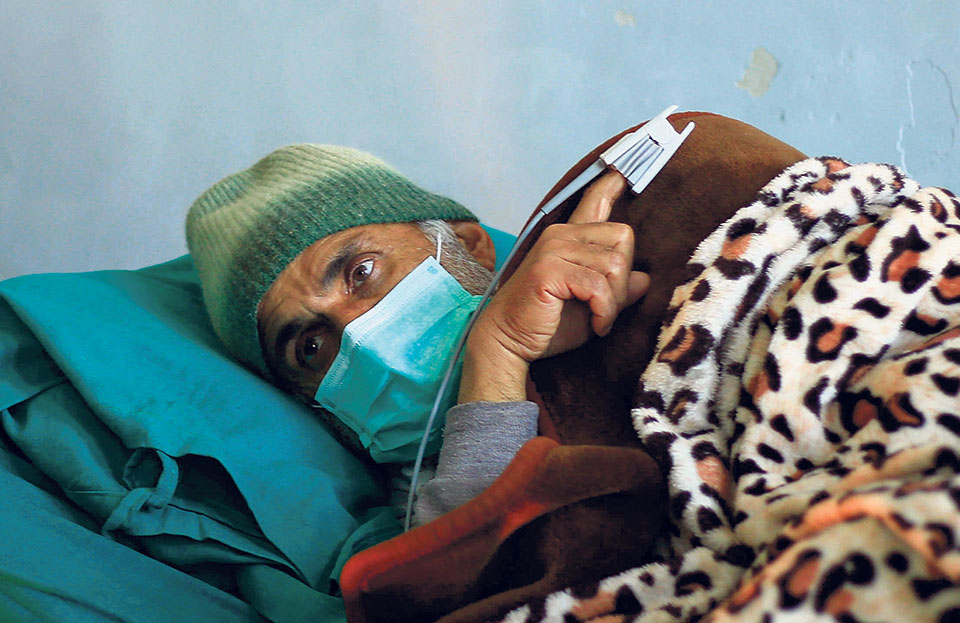 Solidarity with Dr KC, demands for talks well up as his condition worsens