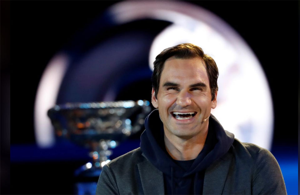 Federer to launch Australian Open defence against Istomin