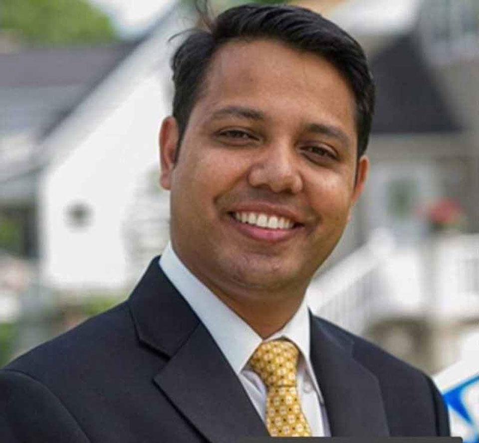 US Delegate-elect Bhandari sworn in