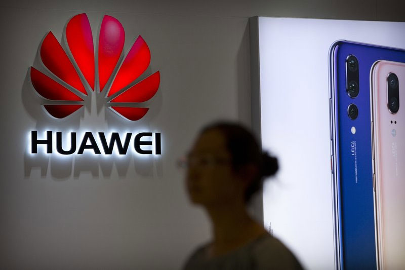 U.S. charges China's Huawei with conspiring to violate Iran sanctions