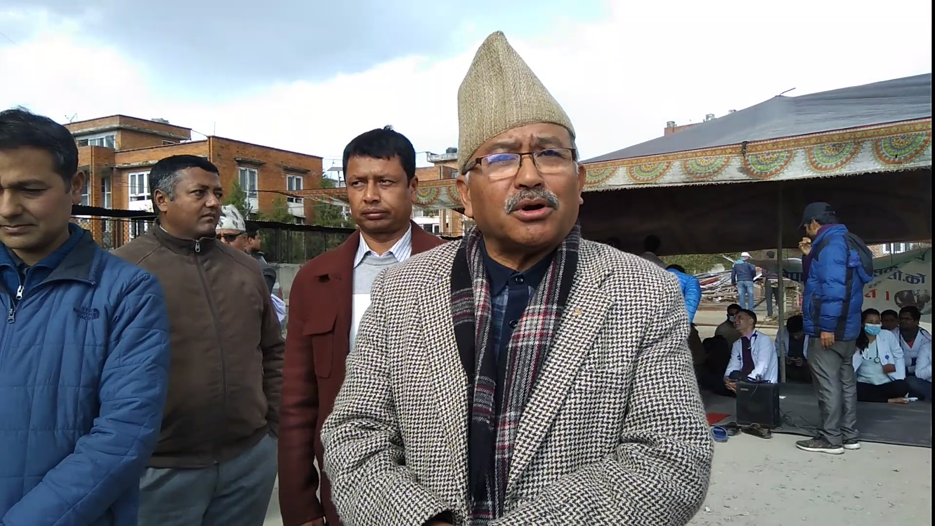 Ex-CJ Shrestha urges govt to be serious about KC's deteriorating health condition