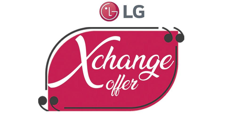 Exchange offer on LG television - myRepublica - The New York