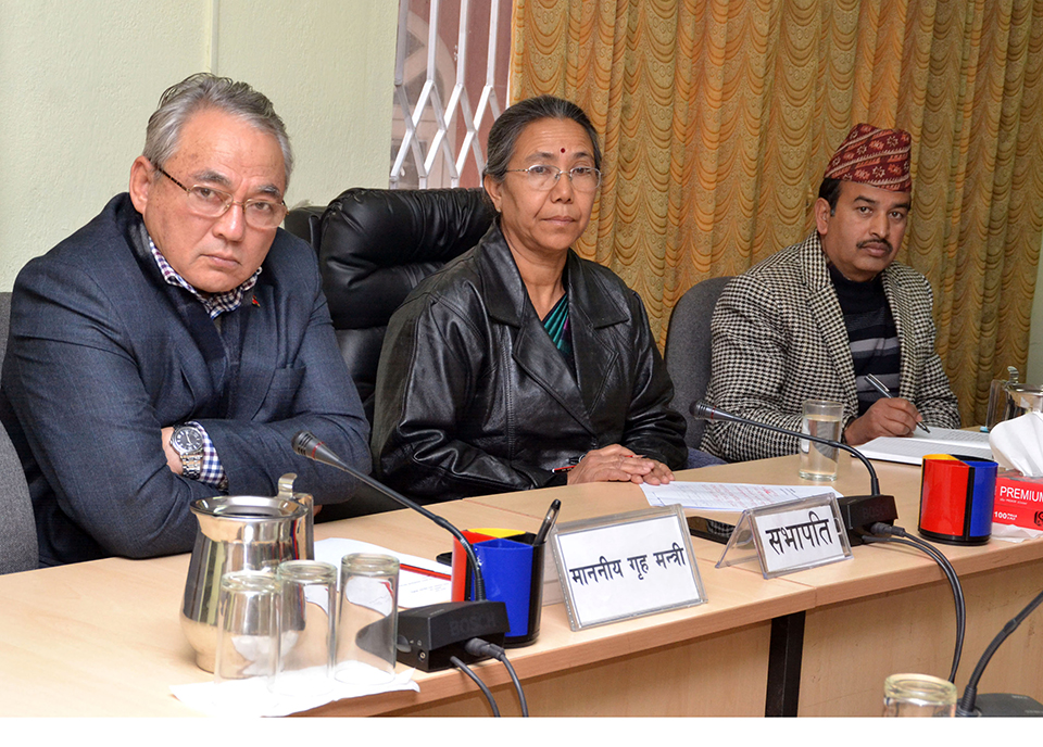Parliamentary committee wants Home Ministry to check drug smuggling