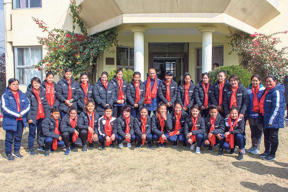 Nepal to play against Iran today