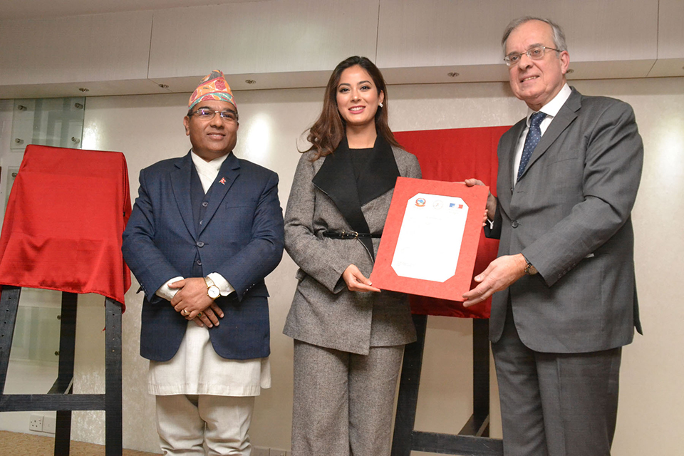 Nepal, France agree to cooperate each other in regional, int'l forums