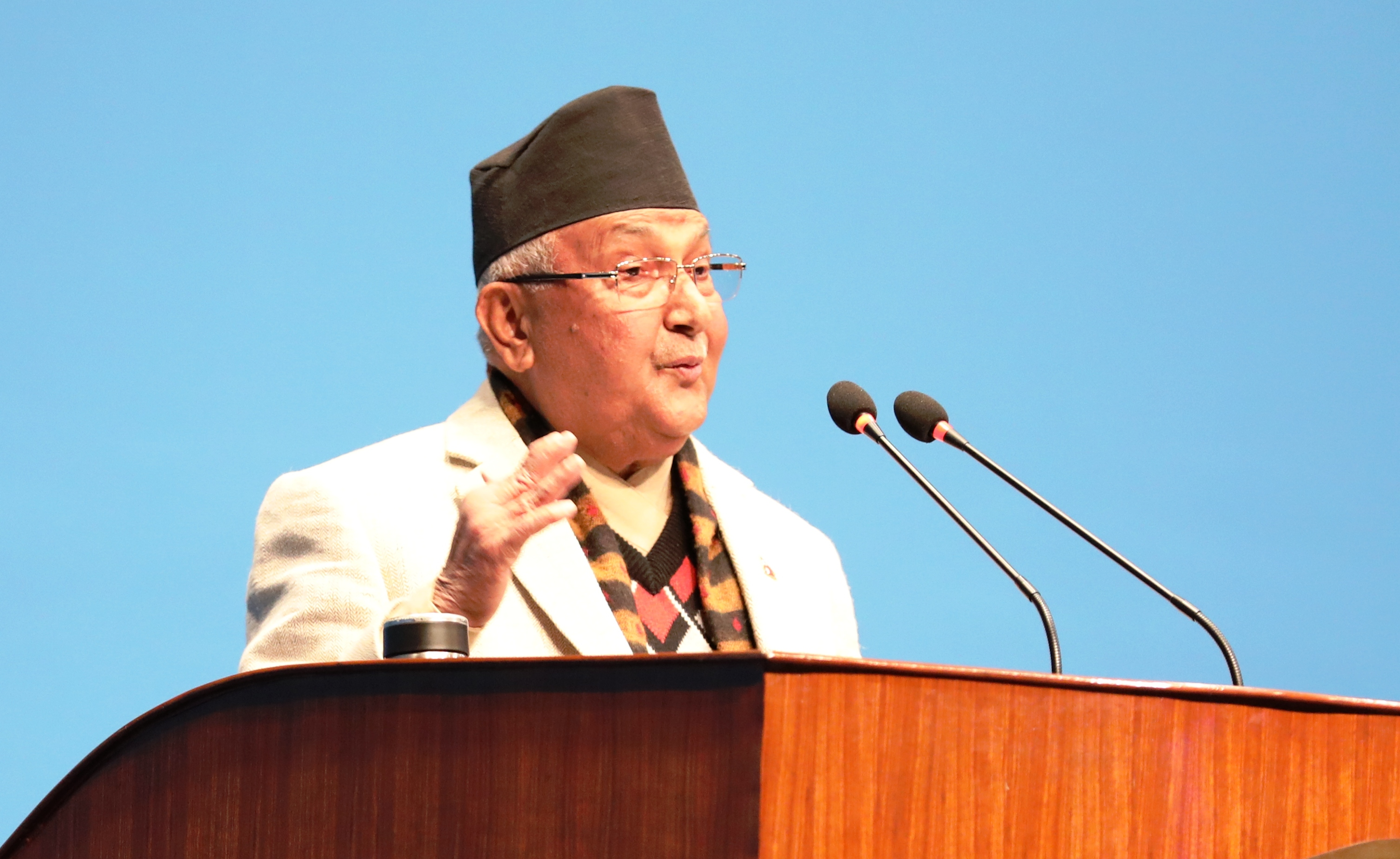 Prime Minister Oli says Nepal not falling into Chinese debt trap