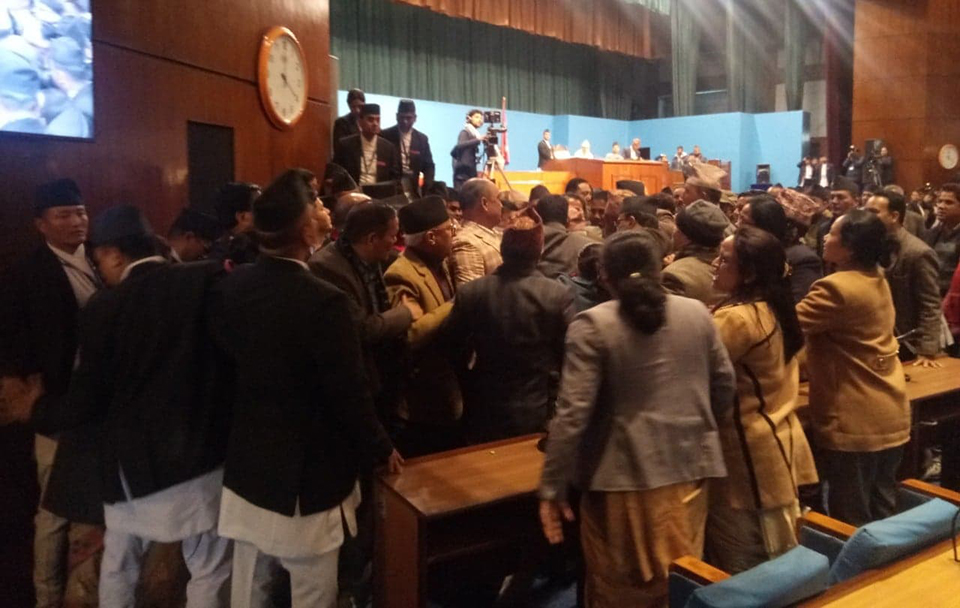 UPDATE: Parliament meeting adjourned yet again