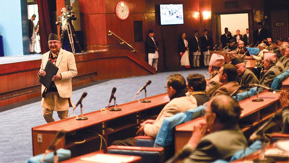 PM cherry-picks information that fit govt progress reports