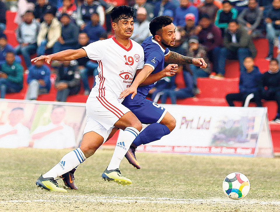 Three Star romps into Khaptad final