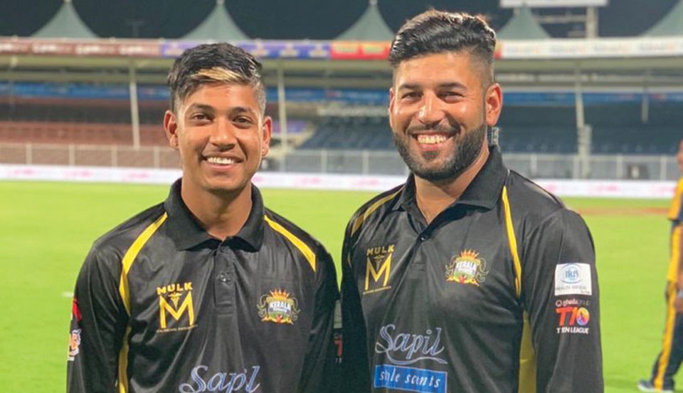 Naveed to lead UAE against Nepal