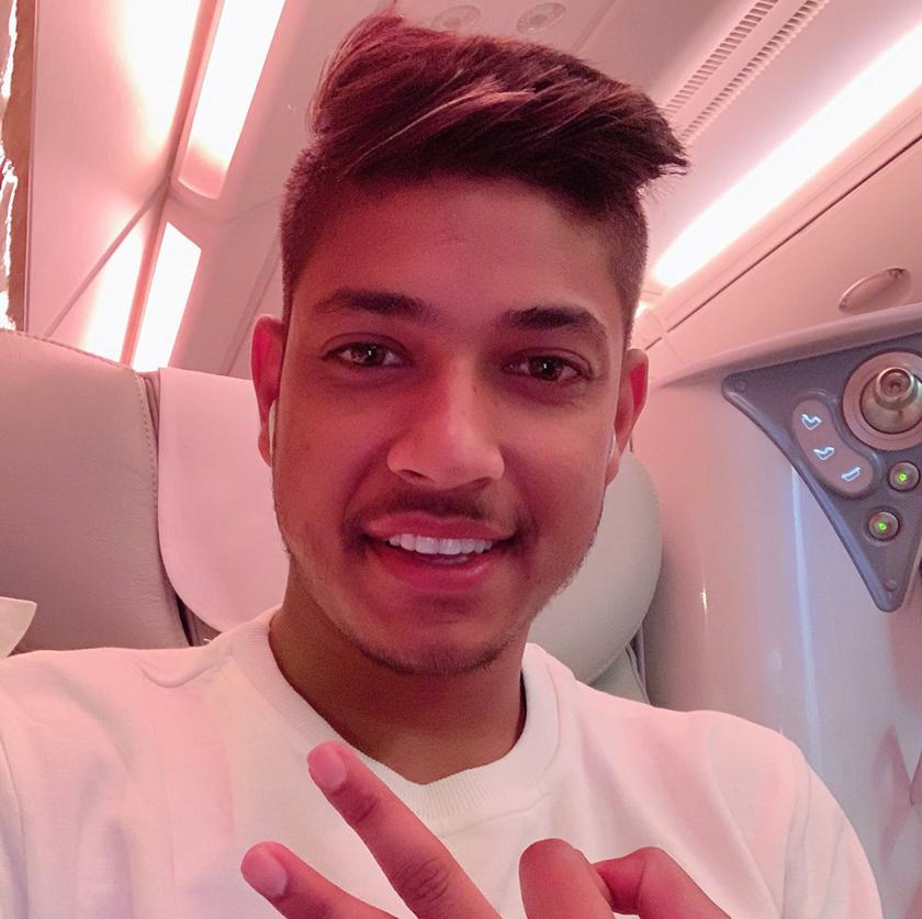 Sandeep Lamichhane reaches Bangladesh to play BPL