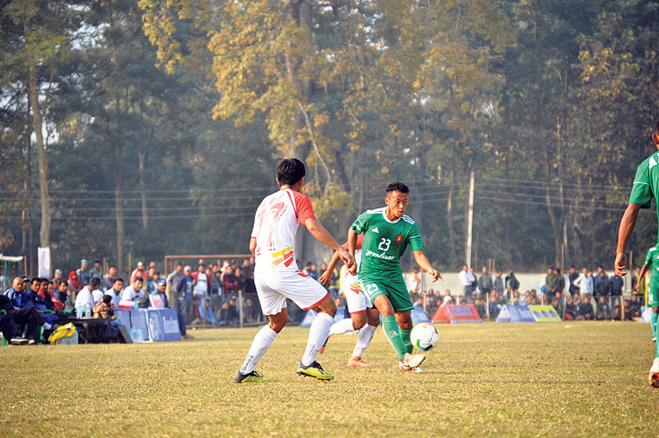 Army enters Simara semis with thrilling win over APF