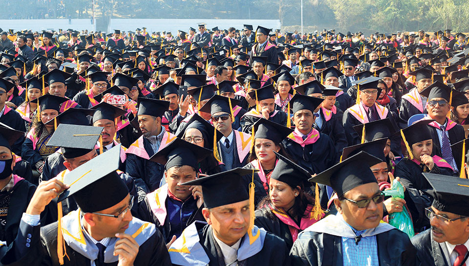 TU holds 44th convocation