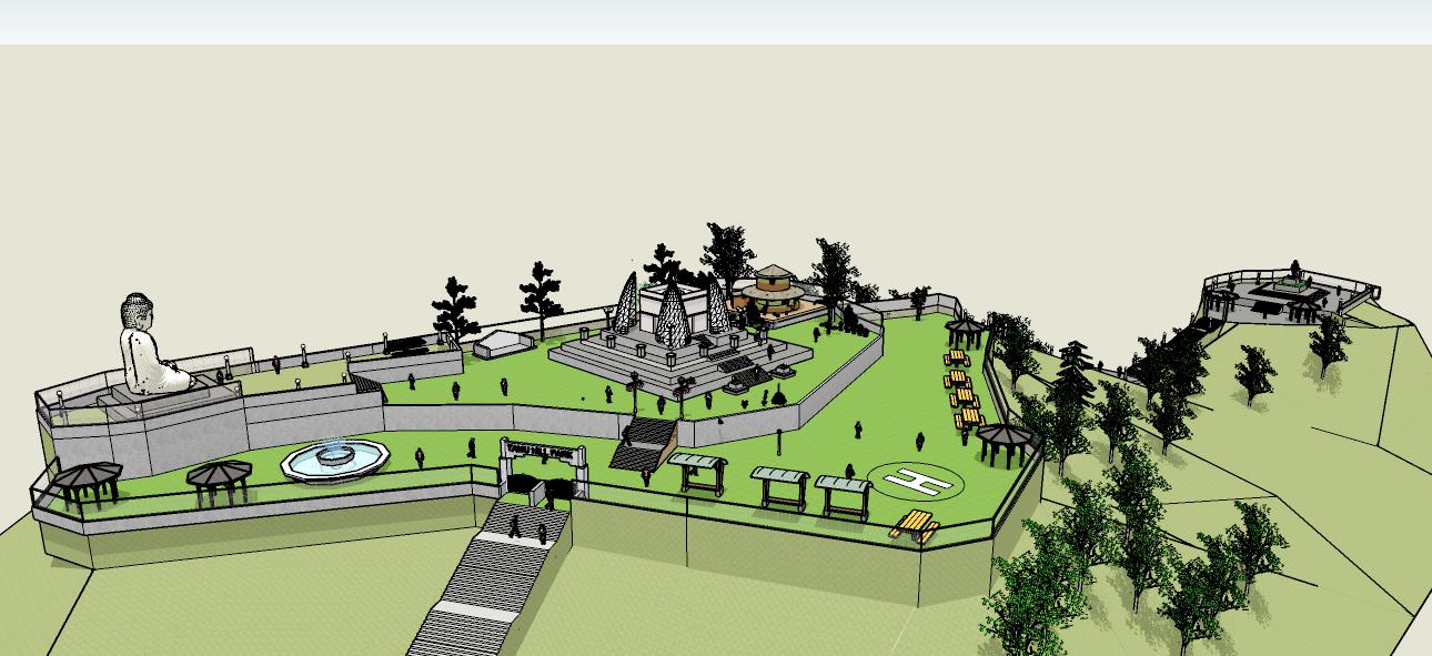 'Tamu Hill Park' for promoting tourism