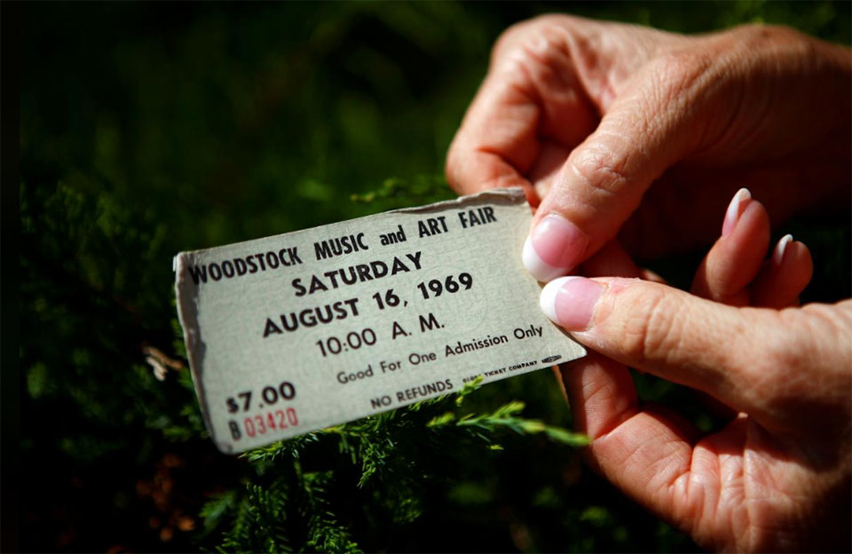On Woodstock's 50th anniversary, double the peace, love and music
