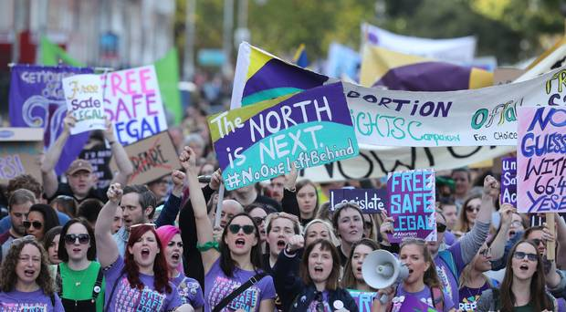 Abortion services made available in Republic  of Ireland following referendum result