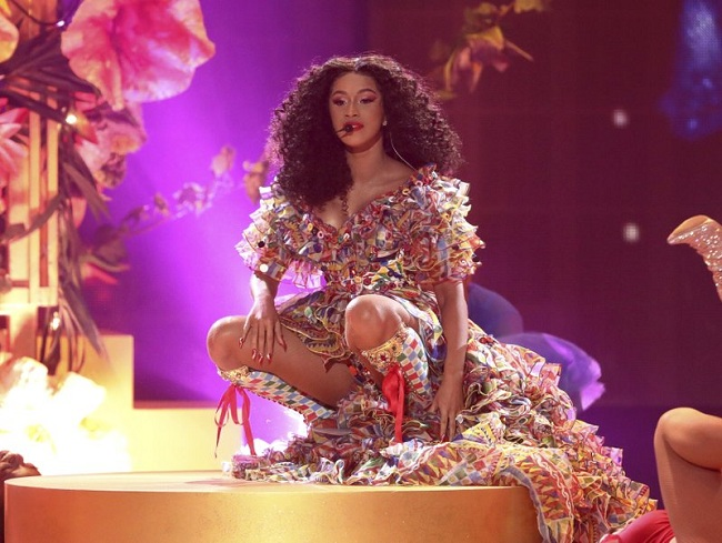 Cardi B declined Super Bowl halftime with 'mixed feelings'