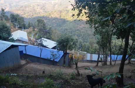 Police raid Sindhuli-based ashram of murder accused Ram Bahadur Bamjan