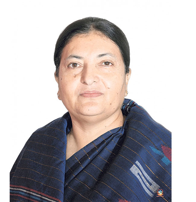 President Bhandari expresses Bakra Eid best wishes