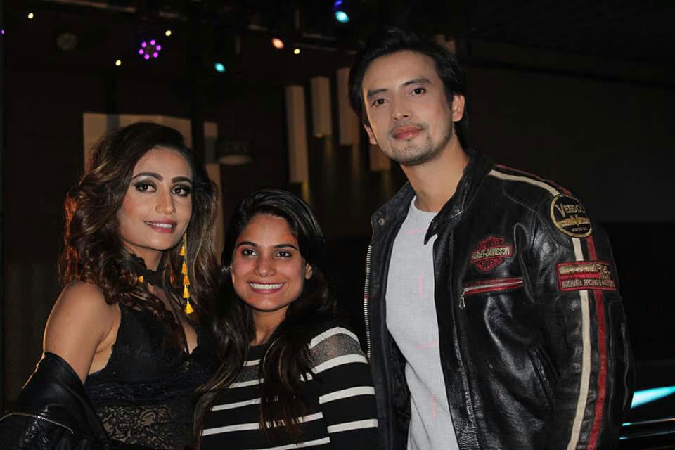 Nepali Model Samim Khan in Bollywood on Zee Music