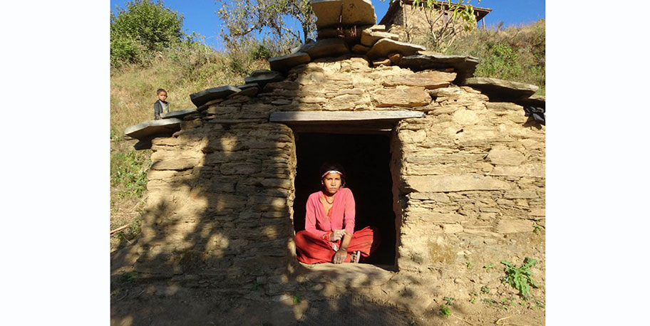 Bajura police launch campaign to dismantle chhaugoth