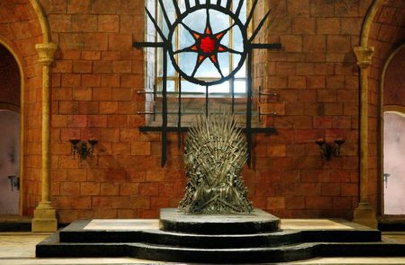 With Berlin exhibition, winter has come for Game of Thrones fans