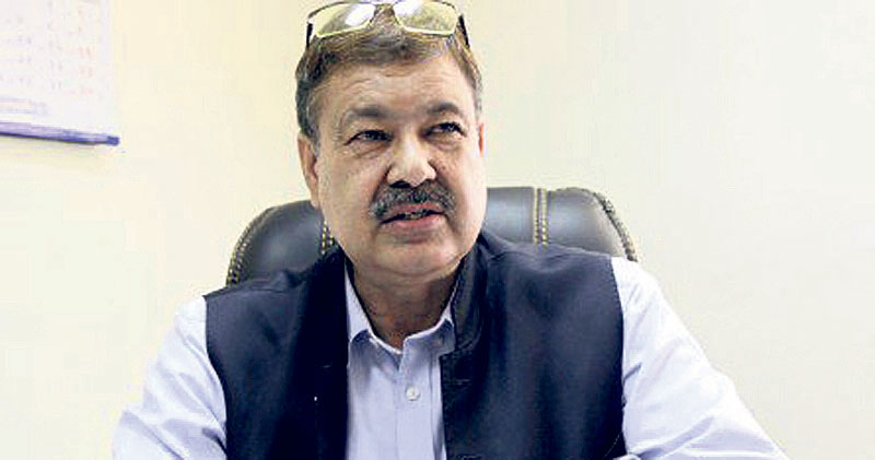CIAA sues ex-NOC chief Khadka over Rs 186m in unexplained wealth