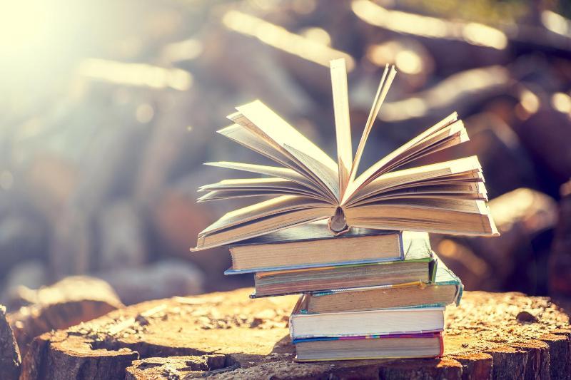 Books saved me