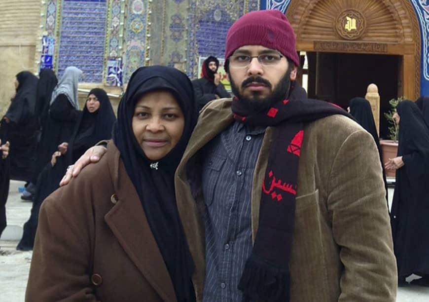 U.S. confirms it is holding Iran-based journalist Marzieh Hashemi to testify in crime case