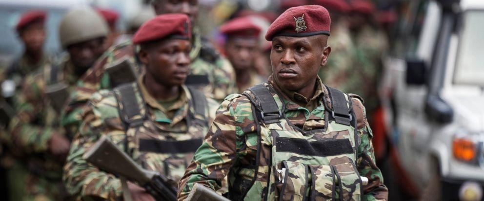 Kenyan president says all gunmen killed at hotel complex
