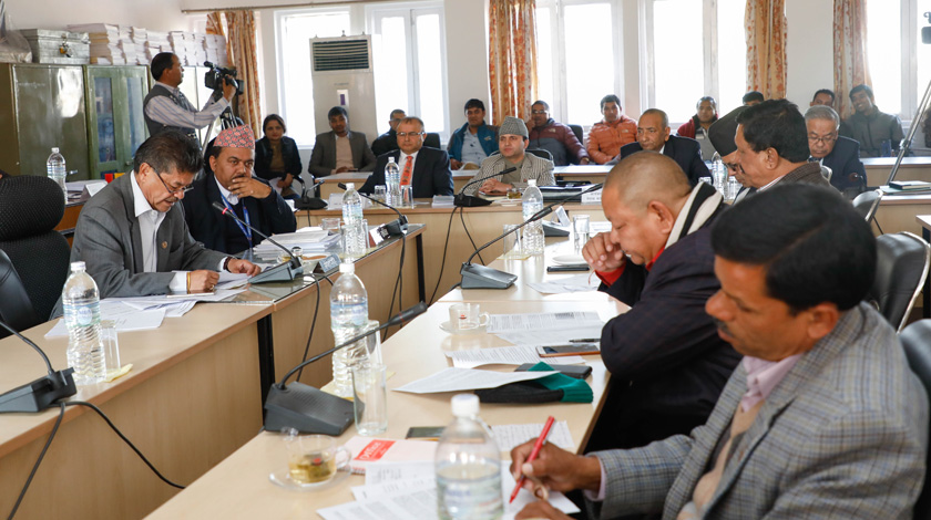 PAC recommends action against Civil Aviation Minister Adhikari, two former ministers among others