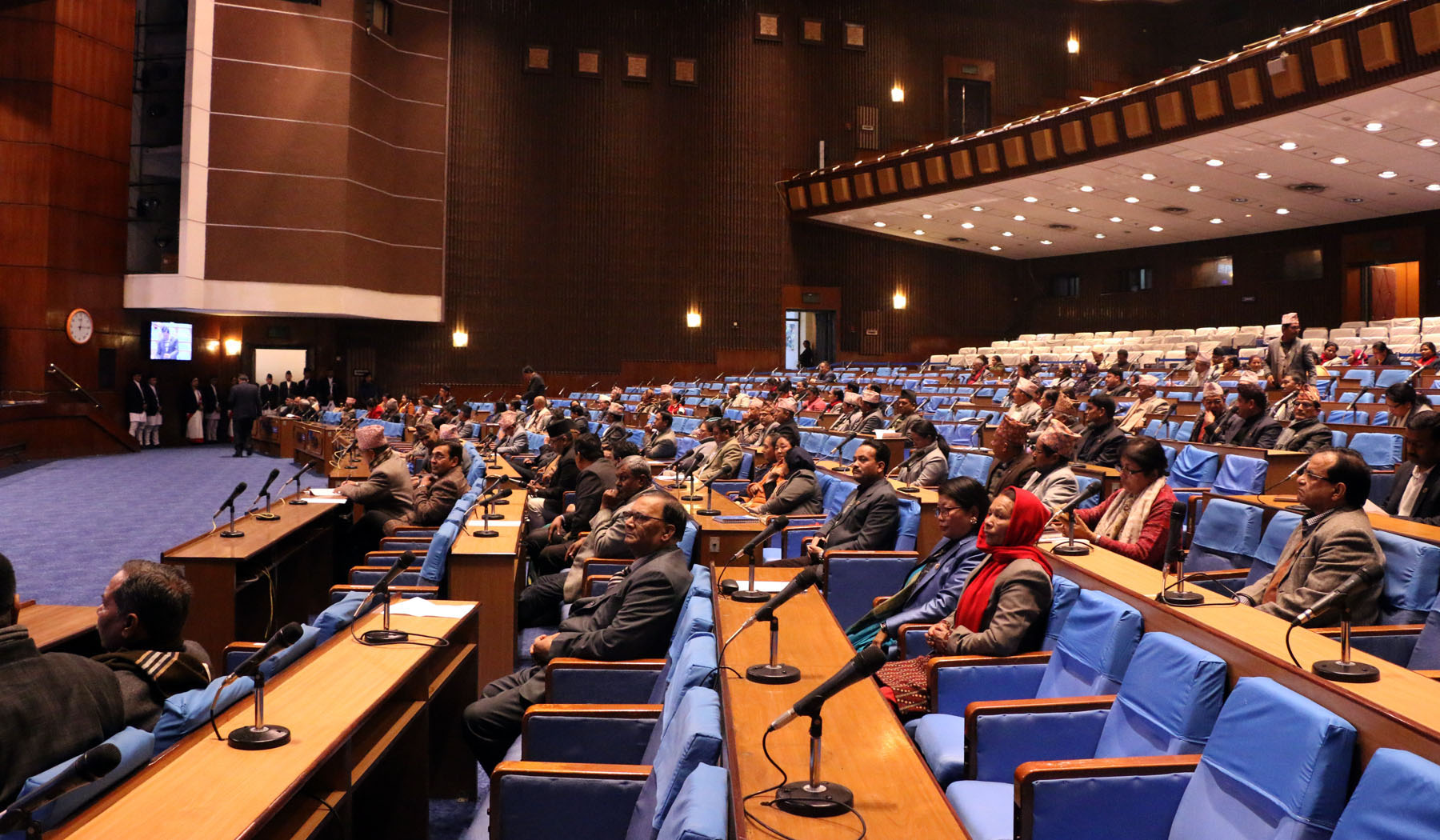 HoR members draw govt's attention on various issues