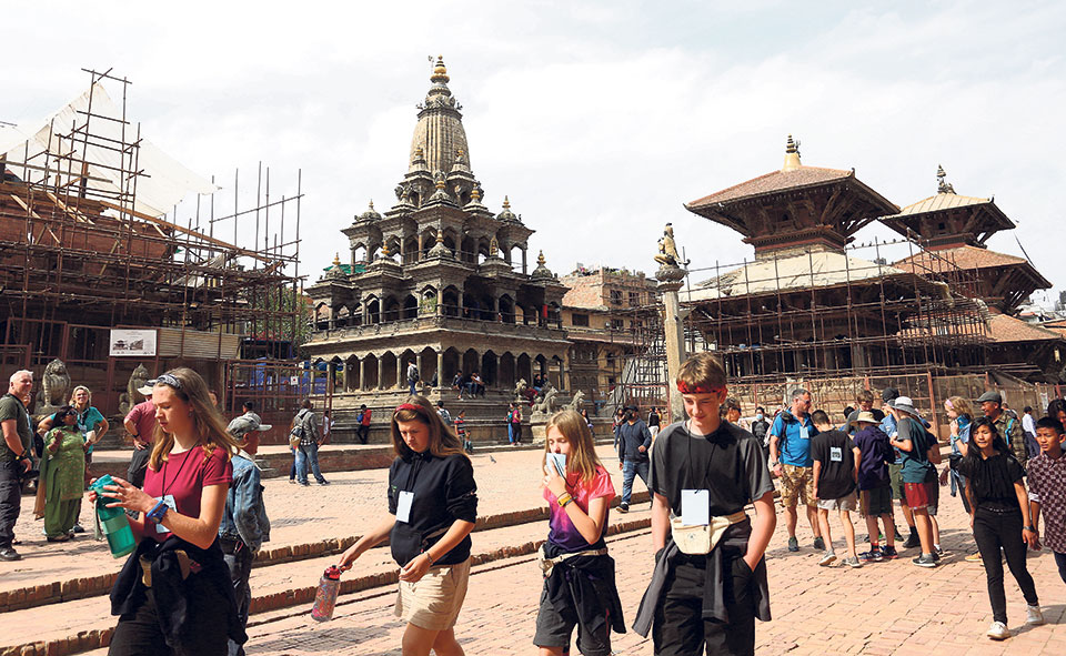 Tourist arrivals hit record 1.17 million in 2018