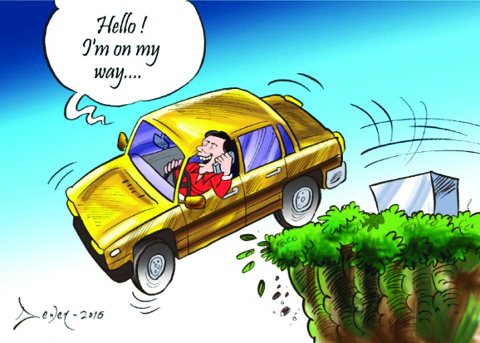 Avoiding road deaths