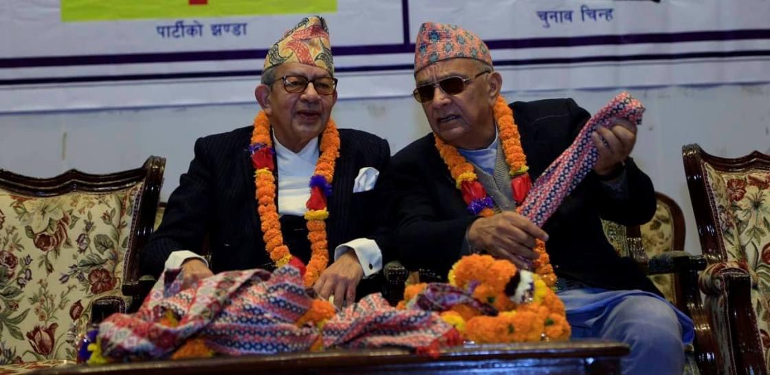 Reinstatement of Hindu nation, monarchy bind two Rastriya Prajatantra Parties into one