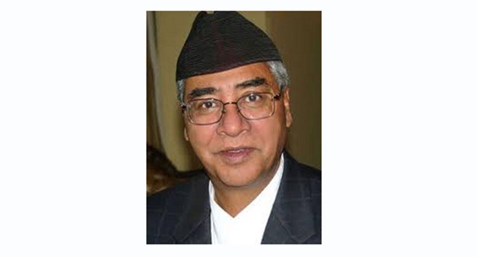 Govt acting against the spirit of democracy: Deuba